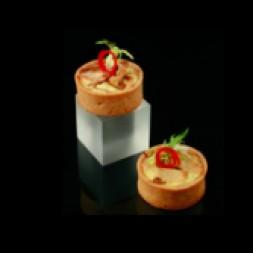 法式培根芝士乳蛋饼包